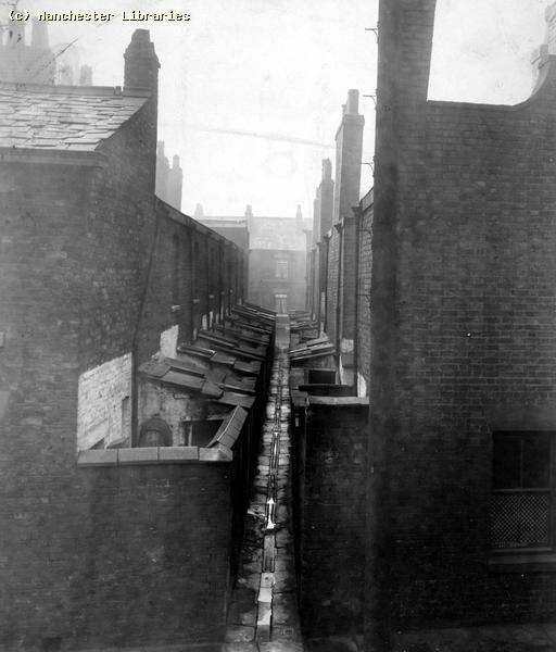 Violet St, Manchester 1914