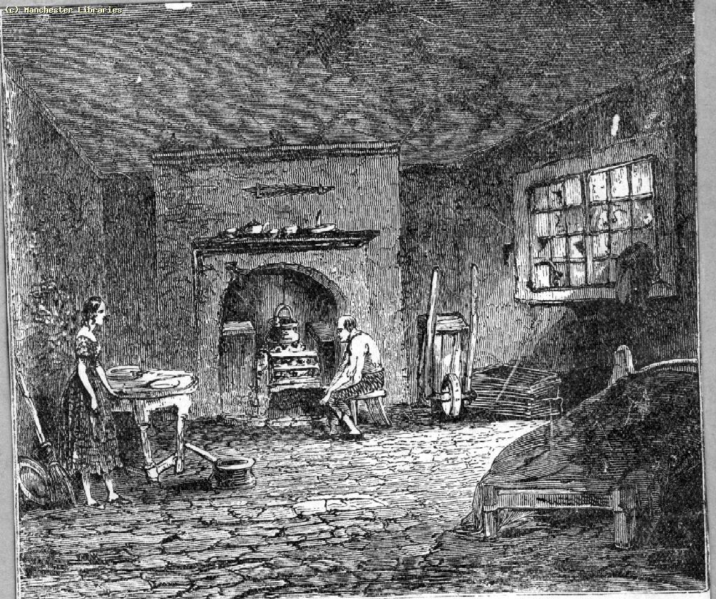 cellar dwelling in Manchester 2